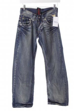 "Replay Straight-Leg Jeans ""MV983A"" blau"