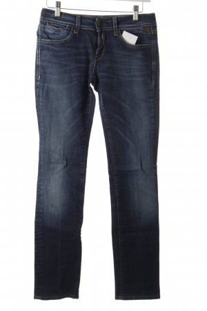 "Replay Straight-Leg Jeans ""Blondy"" dunkelblau"