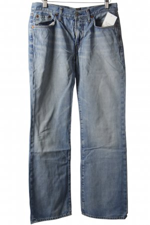 Replay Straight-Leg Jeans hellblau Casual-Look