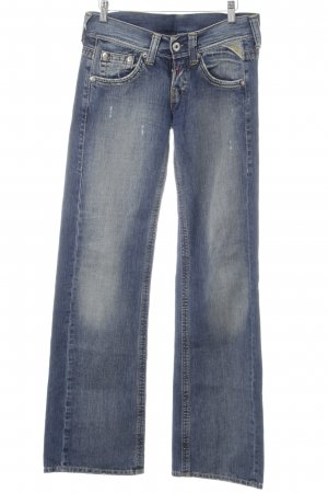 Replay Straight-Leg Jeans mehrfarbig Casual-Look