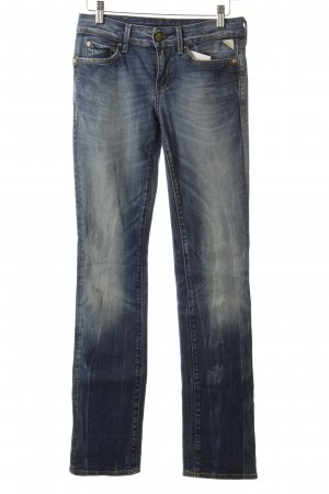"Replay Straight-Leg Jeans ""Pearl"" blau"