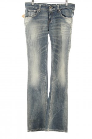 "Replay Straight-Leg Jeans ""Ramean"" graublau"
