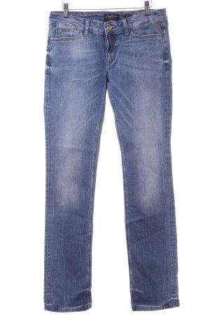 """Replay Straight-Leg Jeans """"Ratlin"""" kornblumenblau"""