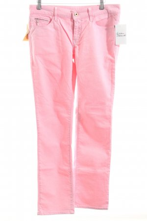Replay Straight-Leg Jeans rosa Casual-Look