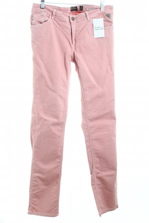 Replay Straight-Leg Jeans rosé Casual-Look