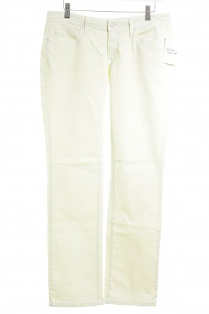 "Replay Straight-Leg Jeans ""Ruzgar"" hellgelb"