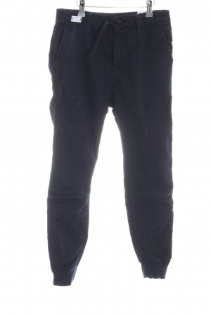 Replay Stretch jeans donkerblauw casual uitstraling