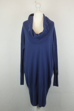 Replay Strickkleid Gr. M blau