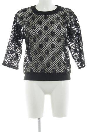 Replay Pull tricoté noir style décontracté
