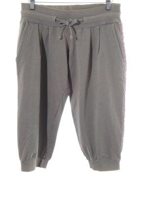 Replay Pantalon de jogging gris vert-mauve style athlétique