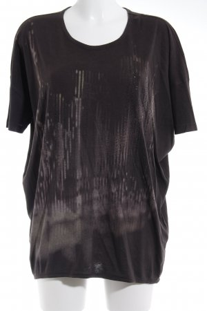 Replay T-Shirt Farbverlauf Casual-Look