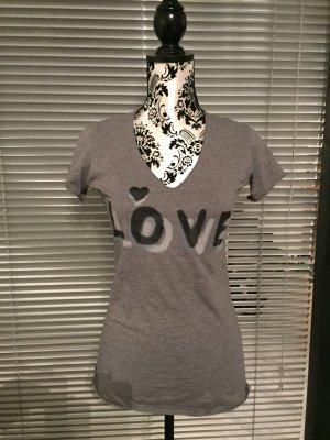Replay T-shirt grigio chiaro-grigio scuro