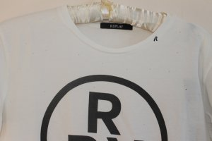 Replay T-Shirt weiß Gr.S