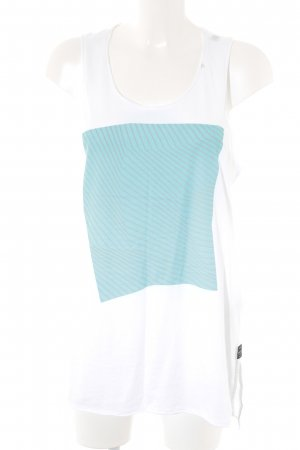 Replay Tanktop Streifenmuster Beach-Look