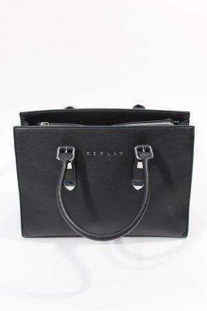 Replay Tasche in Schwarz