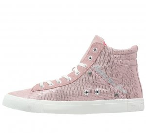 Replay THEN - Sneaker high - pink