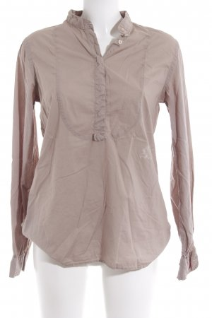 Replay Tuniekblouse beige casual uitstraling