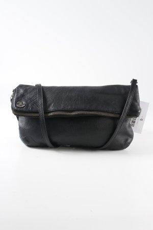 Replay Gekruiste tas zwart elegant