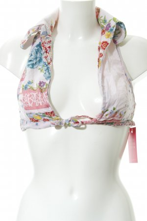 Replay Wickel-Bluse florales Muster Beach-Look