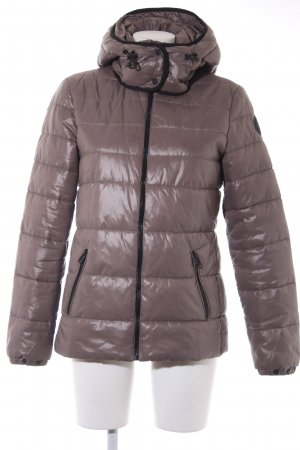Replay Winterjacke grau Casual-Look