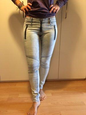 Replay Woman Biker-Jeans