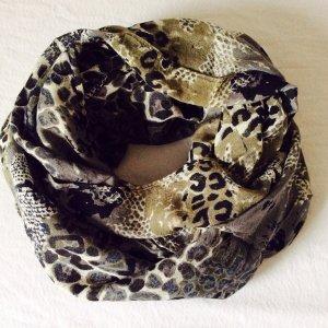 Reptil-Loop, neuwertig aus Baumwolle