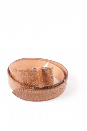 Reptile's House Belt light brown casual look