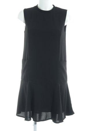 Reserved A-Linien Kleid schwarz Elegant