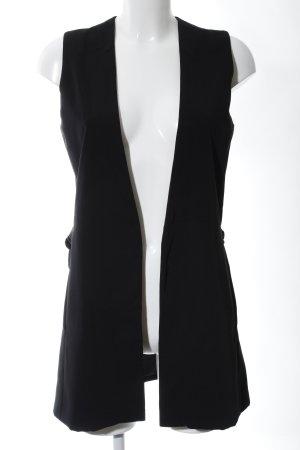 Reserved Gilet de costume noir style d'affaires