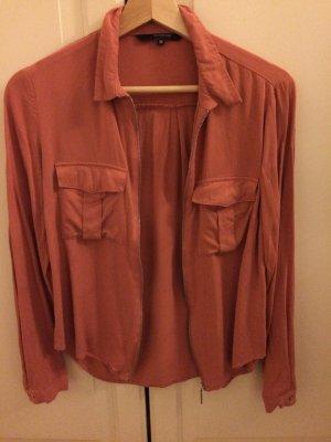 Reserved Bluse in rostfarben in Größe