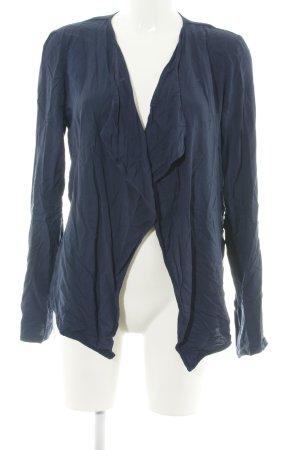 Reserved Cardigan blau Casual-Look