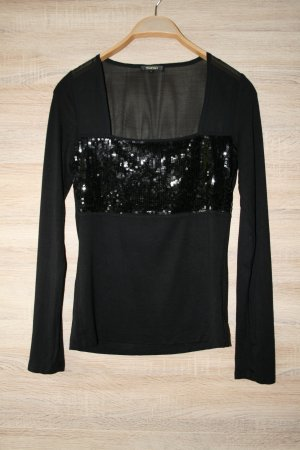 Reserved Blouse black viscose