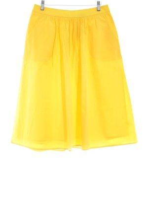 Reserved Plaid Skirt primrose casual look
