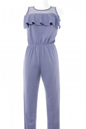 Reserved Jumpsuit kornblumenblau Casual-Look