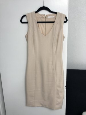 Reserved Kleid nude/pudriges rosa Gr. 36