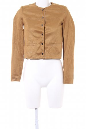 Reserved Short Blazer sand brown country style