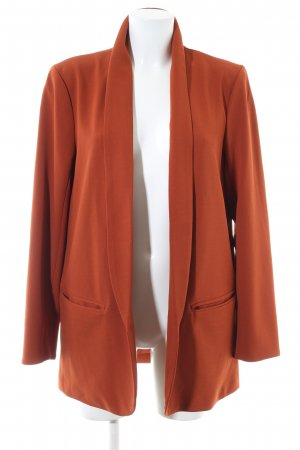 Reserved Long-Blazer hellorange Business-Look