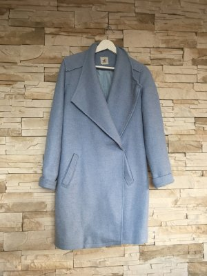 Reserved Oversized Coat azure