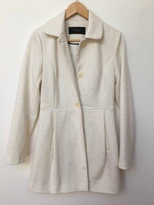 Reserved Manteau en laine multicolore