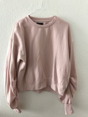 Reserved Oversized Sweater light pink