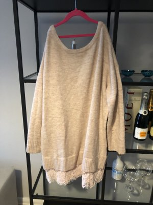 Reserved Sweater Dress multicolored