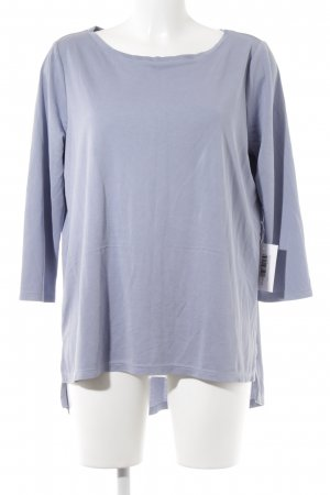 Reserved Crewneck Sweater light blue casual look