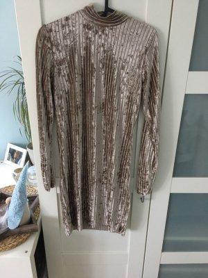 Reserved Samt Kleid
