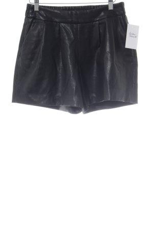 Reserved Shorts schwarz Elegant