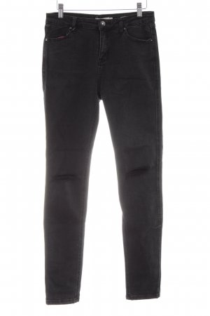 Reserved Slim Jeans schwarz Casual-Look