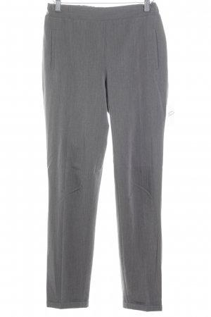 Reserved Stoffhose grau Business-Look
