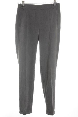 Reserved Stoffhose grau klassischer Stil