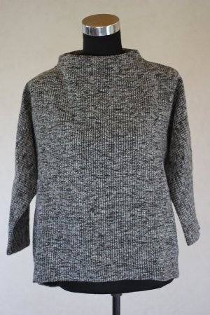 Reserved Sweater Pullover Stehkragen High-Neck Blogger
