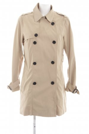 Reserved Trenchcoat creme Casual-Look