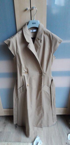 Reserved Robe manteau beige